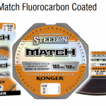 Żyłka Steelon Match Fluorocarbon Coated0,18mm/4,8kg/150m