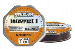 Żyłka Steelon Match Fluo 0,22mm/6,70kg/150m
