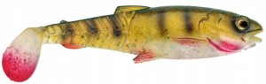 Kopyto guma Savage Gear Craft Cannibal 10,5cm-12g Perch