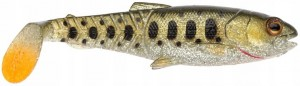 Kopyto guma Savage Gear Craft Cannibal 10,5cm-12g Silver Smolt